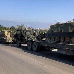 """تركيا ترسل تعزيزات كبيرة إلى نقاط مراقبة قواتها في """"إدلب"""""""
