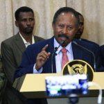 حمدوك يؤكد على ضرورة إدارة حوار مجتمعي واسع في السودان حول قضايا الدعم