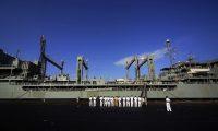 إيران تعلن عن مناورات بحرية مشتركة قريبة مع روسيا والصين في بحر عمان والمحيط الهندي