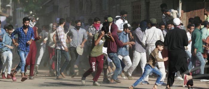 الهند تعتقل 4 آلاف شخص «دون تهمة» في إقليم كشمير خلال شهر
