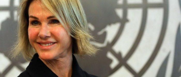 السفيرة الأمريكية لدى الأمم المتحدة تغضب الصحافيين