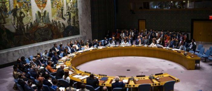 نص خطاب مصر لمجلس الأمن الدولي بشأن سد النهضة