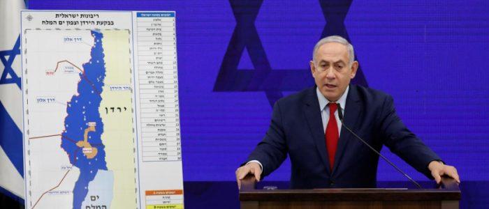 نتنياهو  بين صفقة الأحلام وحلف الانتهازيين