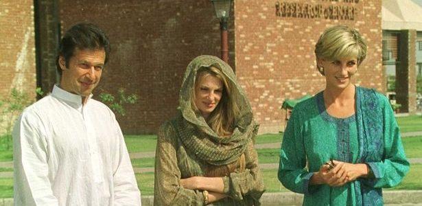 صداقة فريدة جمعت بين الأميرة ديانا وعمران خان