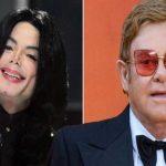 """إلتون جون يهاجم مايكل جاكسون في مذكراته: """"كان مريضاً عقلياً"""""""