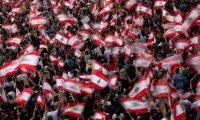 إضراب عام يشل لبنان في اليوم الـ27 للانتفاضة