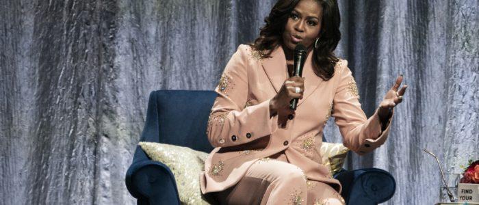 ميشيل أوباما تستعد لطرح كتابها الثاني