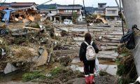 7 قتيلاً حصيلة ضحايا الإعصار هاجيبيس في اليابان