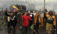 الإكوادور تعيد الدعم الحكومي على الوقود بعد 11 يوما من أعمال العنف