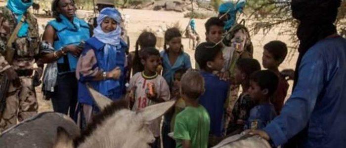 تهديد أمريكي بإنهاء البعثة الأممية في مالي