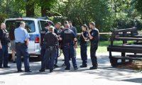الشرطة الألمانية: سيارة تندفع وسط مهرجان وإصابة عدة أشخاص