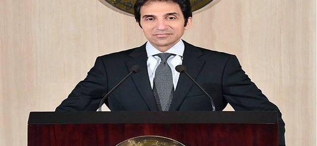 بسام راضي: الرئيس السيسي حريص على مد جسور التواصل مع أبناء مصر في الخارج  فيديو