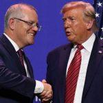 المعارضة الأسترالية تطالب بنشر محضر المكالمة الهاتفية بين ترامب وموريسون