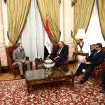 """سامح شكري لوفد """"سوريا الديمقراطية"""": مصر تعتبر العملية التركية احتلالا لأراضي بلد عربي شقيق"""