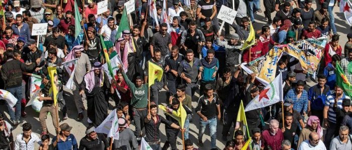 المدنيون أولى ضحايا القصف التركي العشوائي شمالي سوريا