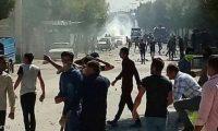 مقتل شرطي في احتجاجات الوقود بمدينة ماهشهر