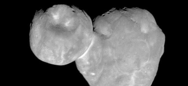 """ناسا: """"أروكوث"""" جرم سماوي على شكل رجل الثلج"""