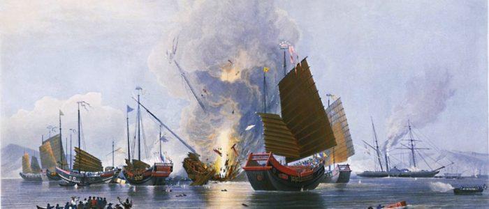 تعرَّف على حرب الأفيون بين بريطانيا والصين