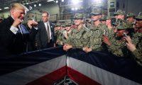سر تفوق شعبية ترامب على أوباما بالجيش الأمريكي رغم قراراته الغريبة