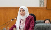 وزيرة الأشغال الكويتية تقدم استقالتها