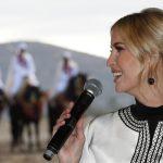 إيفانكا ترامب تصل الإمارات للمشاركة في منتدى المرأة العالمي
