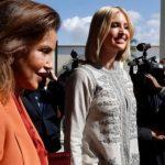 إيفانكا ترامب تصل المغرب لتشجيع تمكين المرأة