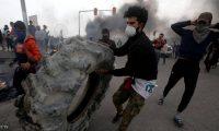 ارتفاع عدد قتلى الهجوم على المحتجين إلى 25.. وآلاف العراقيين يتدفقون إلى وسط بغداد