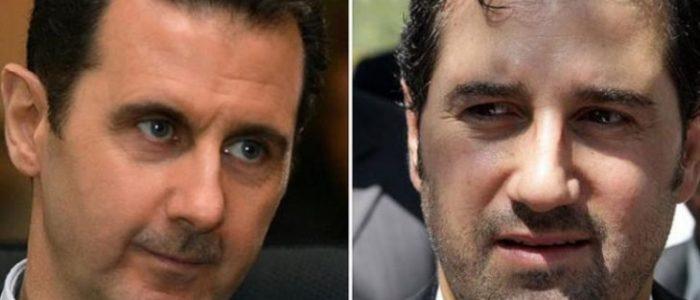 لافتات مناهضة للأسد في مسقط رأسه.. خلاف بشار ومخلوف يخلق انقساماً في مناطق العلويين