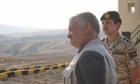 أول زيارة للعاهل الأردني للباقورة بعد استعادتها من إسرائيل