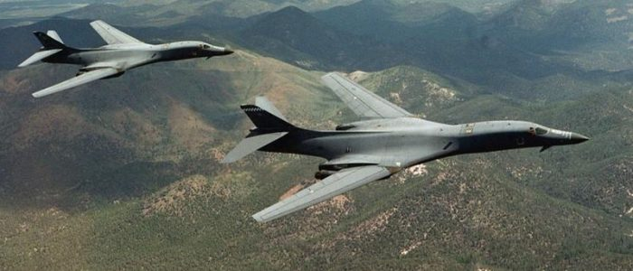 ناشيونال انترست: واشنطن أفضل قاذفاتها ومقاتلاتها لسدِّ ثغرات السعودية الدفاعية أمام إيران