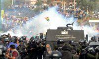 """الأمم المتحدة تحذر من أن الأزمة في بوليفيا قد """"تخرج عن نطاق السيطرة"""""""