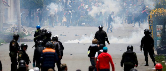 سيناتور أمريكي سابق يسخر من CIA ويتهمها بتدبير الانقلاب على رئيس بوليفيا