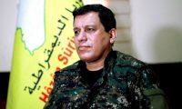 """قائد قوات سوريا الديمقراطية: الرئيس التركي يبتز العالم ببضعة سجناء من تنظيم """"داعش"""""""