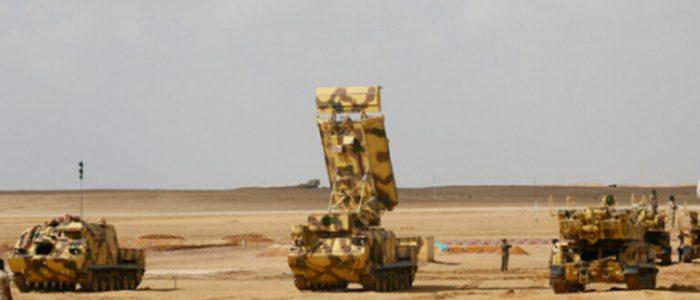 وحدات عسكرية مصرية وروسية تتدرب على إخفاء وتمويه منظومات الدفاع الجوي