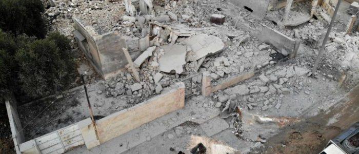مقتل 19 مدنيا في قصف جوي للنظام وروسيا على إدلب السورية