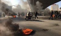 منظمة العفو الدولية : 304 حصيلة قتلى احتجاجات نوفمبر في إيران