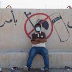 """العراقيون: """"الميناء مغلق بأمر من الشعب"""""""