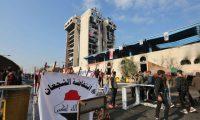 """العراق.. معتصمو """"التحرير"""" يحددون 7 شروط لاختيار رئيس وزراء"""