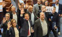 """هكذا تقف """"القائمة المشتركة"""" ضد عنصرية إسرائيل وتضمن بقاء العائلة الهاشمية"""