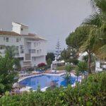 غرق بريطاني وطفليه في حوض سباحة بإسبانيا عشية عيد الميلاد