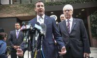 النائب الأمريكي دنكان هنتر يقر بالذنب في قضية فساد
