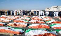 رؤساء دول مجموعة الساحل ينحنون أمام أضرحة ضحايا الهجوم في النيجر