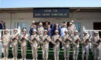 افتتاح مقر قيادة القوات التركية القطرية المشتركة بالدوحة
