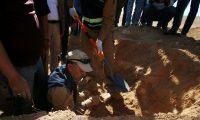 العثور على مقبرة جماعية قرب الفلوجة لمدنيين قتلتهم الميليشيات