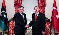 بدء سريان مذكرتي التفاهم بين ليبيا وتركيا حول ترسيم الحدود البحرية
