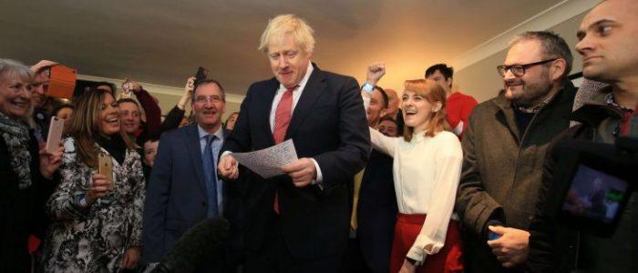 جونسون: البرلمان يصوت على اتفاق بريكست بحلول الكريسماس