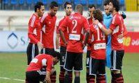 التعادل السلبي يحسم نتيجة الشوط الأول بين حرس الحدود ونادي مصر
