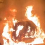 حرق سيارة دبلوماسي تركي في اليونان