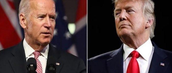 جو بايدن يتقدم على ترامب فى استطلاعات الرأى قبل 5 أشهر من انتخابات أمريكا