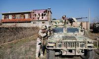 قتيلان في هجوم لطالبان قرب قاعدة باغرام الأمريكية في أفغانستان